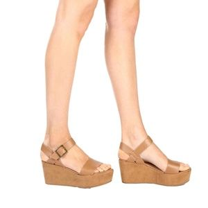 Anne Michelle Madison-20m Heeled Sandal